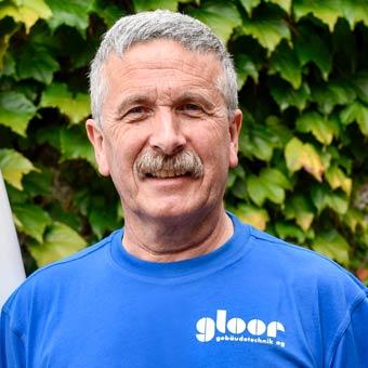 Christian Gloor – VR-Präsident und eidg. diplomierter Sanitär-Installateur