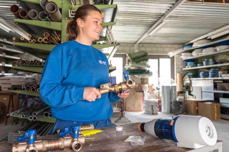 Gloor Gebäudetechnik – Reparatur Service Heizungsanlagen